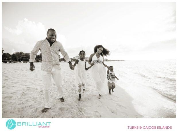 and caicos family portraits
