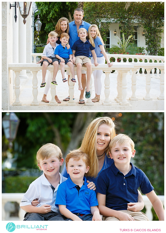 caribbean family photo session