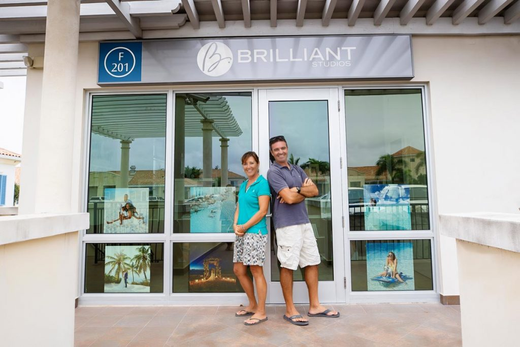 Brilliant Studios Office - Providenciales Photographers