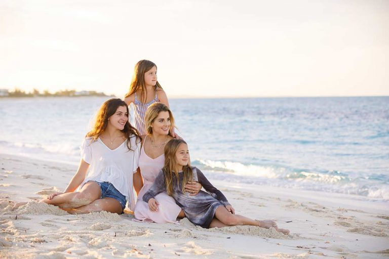 Family Portrait photographer in Turks and Caicos Islands